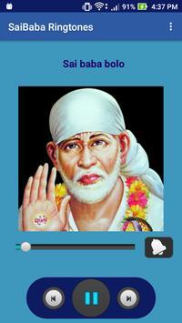 Shree Sai Baba Ringtones screenshot 4