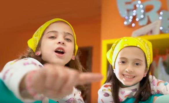 البيبـي الصغير جوان وليليان screenshot 14