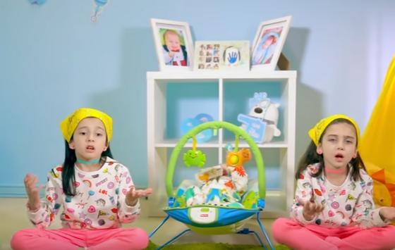 البيبـي الصغير جوان وليليان screenshot 2