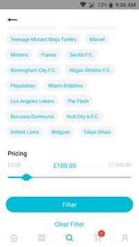 Football Merchandise screenshot 7