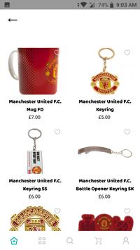Football Merchandise screenshot 4