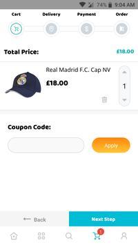 Football Merchandise screenshot 6