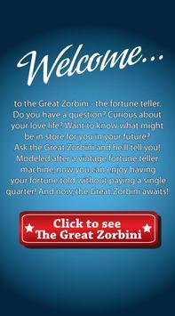 The Great Zorbini screenshot 1
