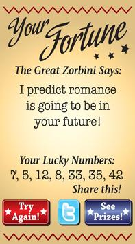 The Great Zorbini screenshot 3