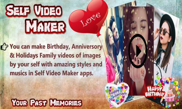 Self Video Maker poster
