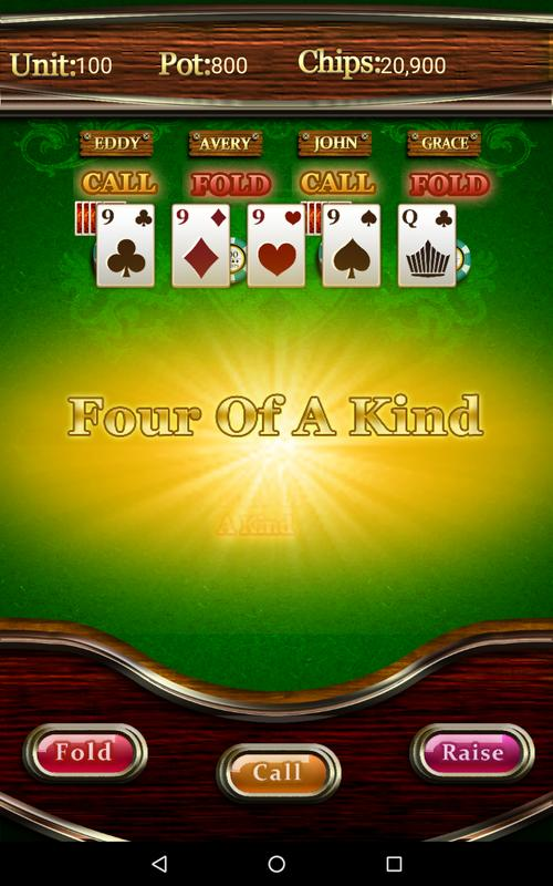 5 Card Draw Poker For Mobile For Android Apk Download