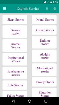 1000 English Stories screenshot 7