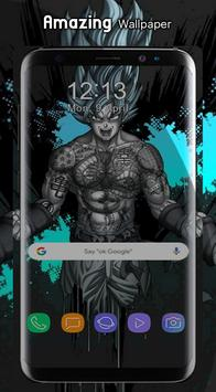 Saiyan GK Wallpaper HD screenshot 1