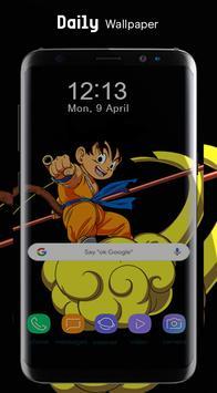 Saiyan GK Wallpaper HD screenshot 4