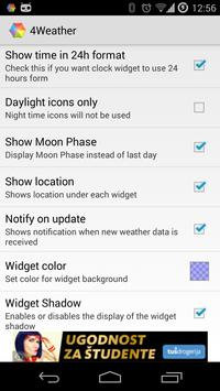 Weather Widget Forecast App for Android - APK Download