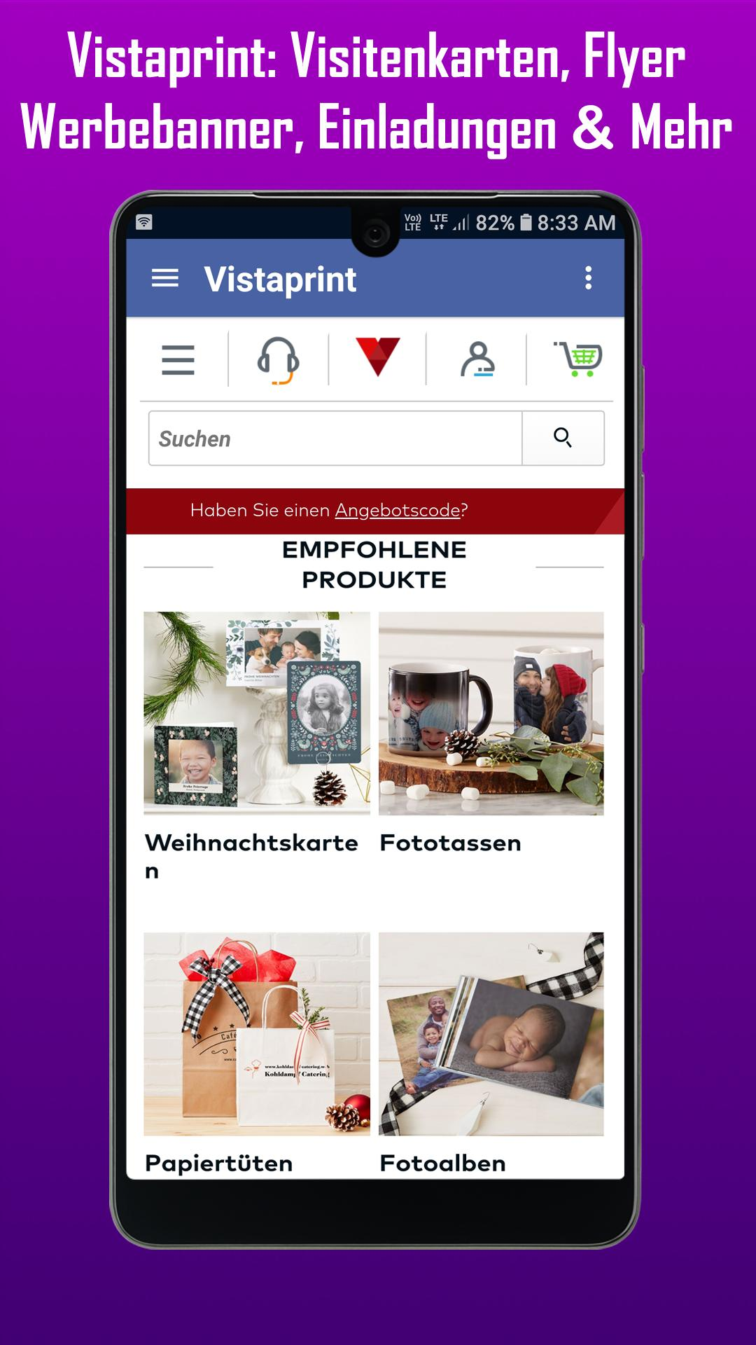 Vistaprint For Android Apk Download