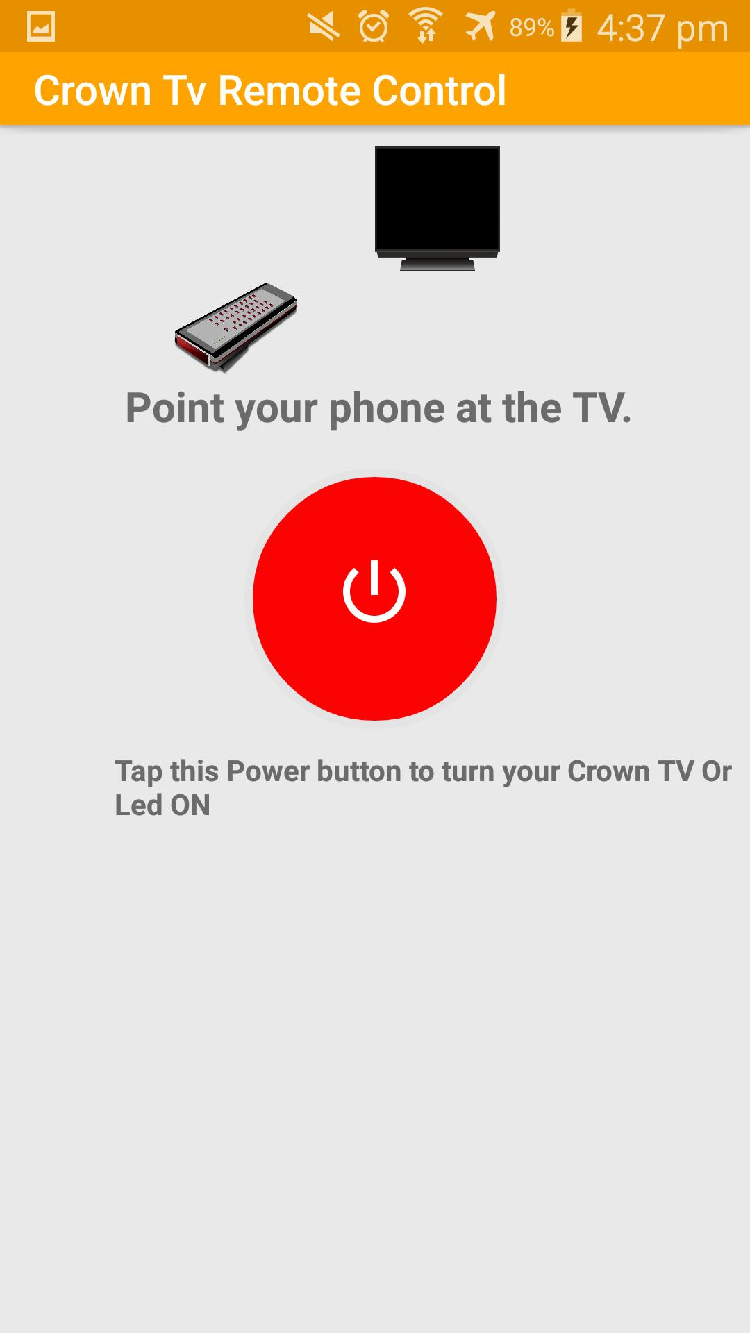 Crown Tv Remote Control for Android - APK Download