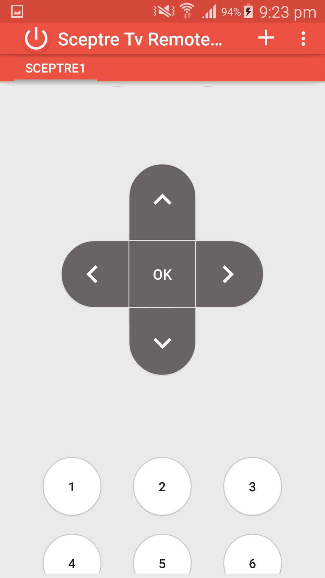 Sceptre Tv Remote Control for Android - APK Download