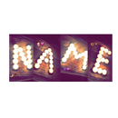 Photo Designer - Write your name with shapes APK