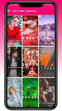 Free Presets - Lightroom Mobile Presets & Filter