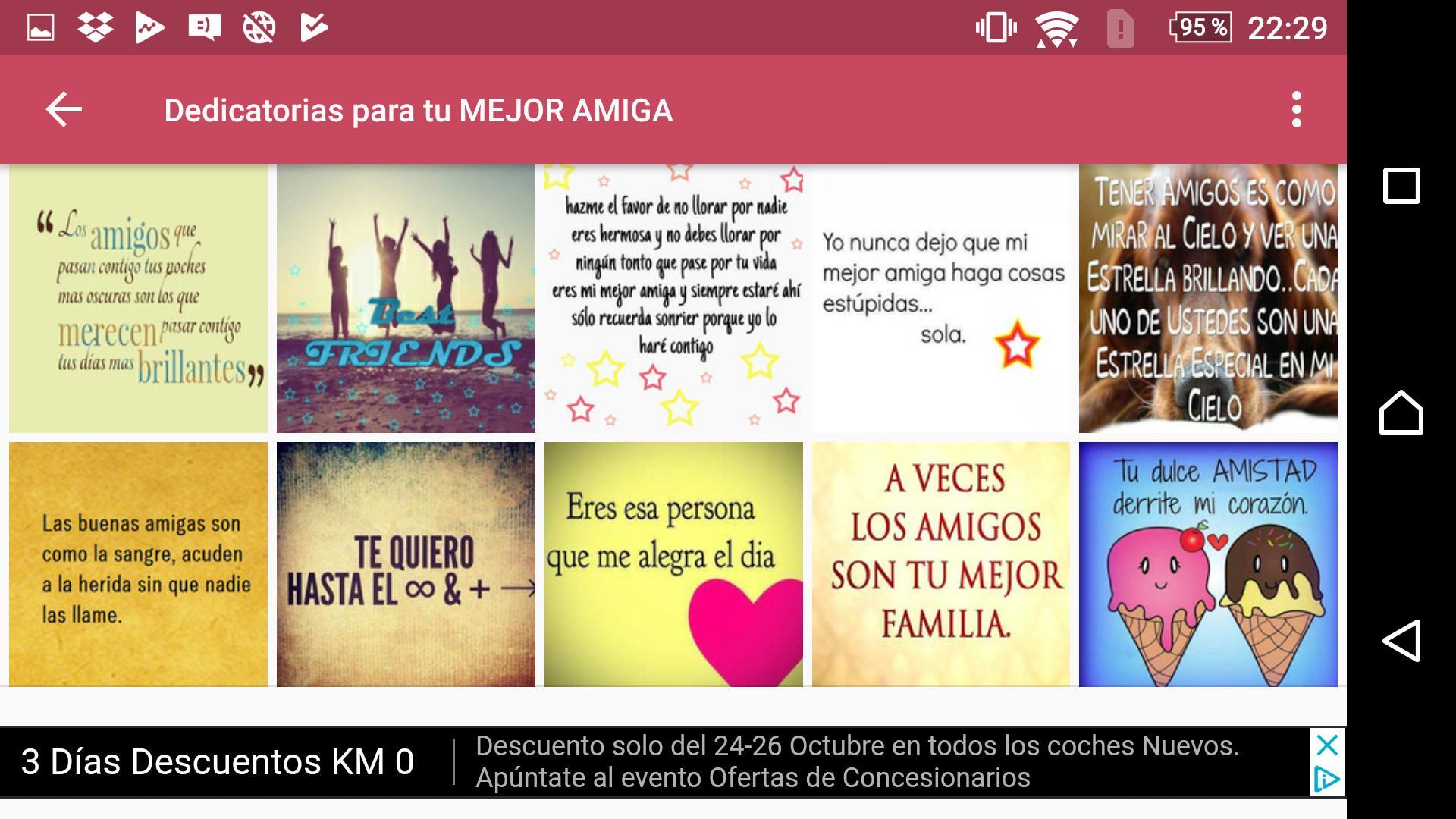 Frases Bonitas Para Tu Mejor Amiga For Android Apk Download