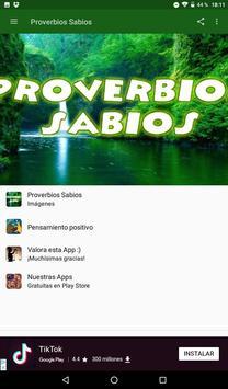 Proverbios Sabios screenshot 7