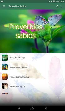 Proverbios Sabios screenshot 4