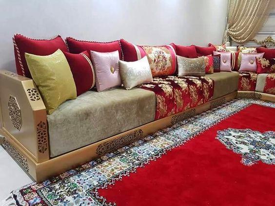 Salon marocain traditionnel et moderne 2019 pour Android ...