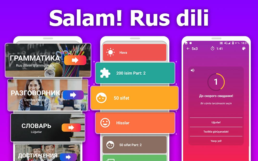 Salam Rus Dili For Android Apk Download
