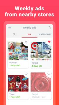 Sales & Deals. Weekly ads from Target, CVS, Costco скриншот 1