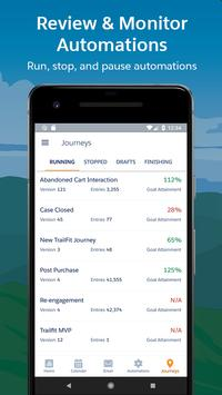 Salesforce Marketing Cloud screenshot 2