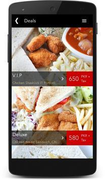 Salt'n Pepper Restaurants screenshot 3