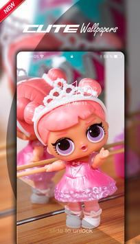 New Lol Doll Wallpapers HD Cute screenshot 5