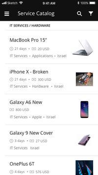 SolarWinds Service Desk screenshot 4