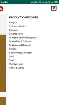 Booktique screenshot 3
