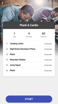 The Plank Challenge - 30 Day Workout Plan syot layar 4