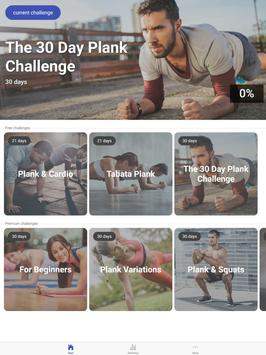 The Plank Challenge - 30 Day Workout Plan syot layar 6