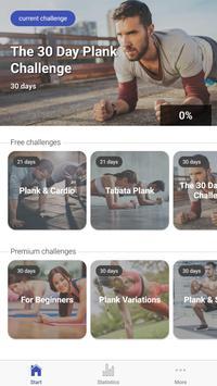 The Plank Challenge - 30 Day Workout Plan penulis hantaran