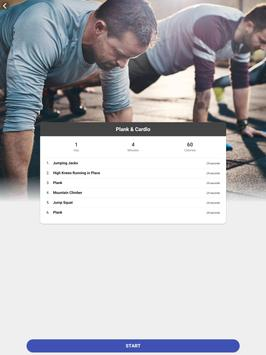 The Plank Challenge - 30 Day Workout Plan syot layar 14