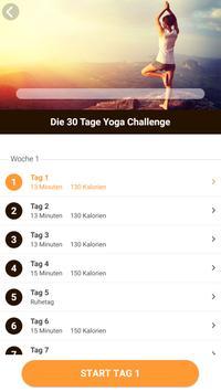 Yoga Challenge Screenshot 4
