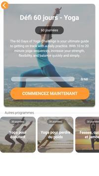 Yoga pour maigrir – Exercices de Yoga minceur capture d'écran 3