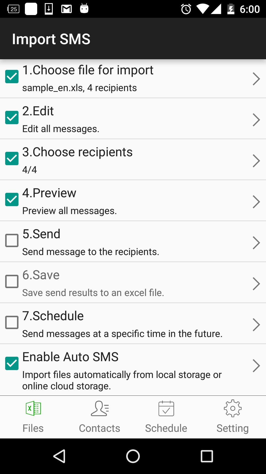 SA Group Text Lite for Android - APK Download