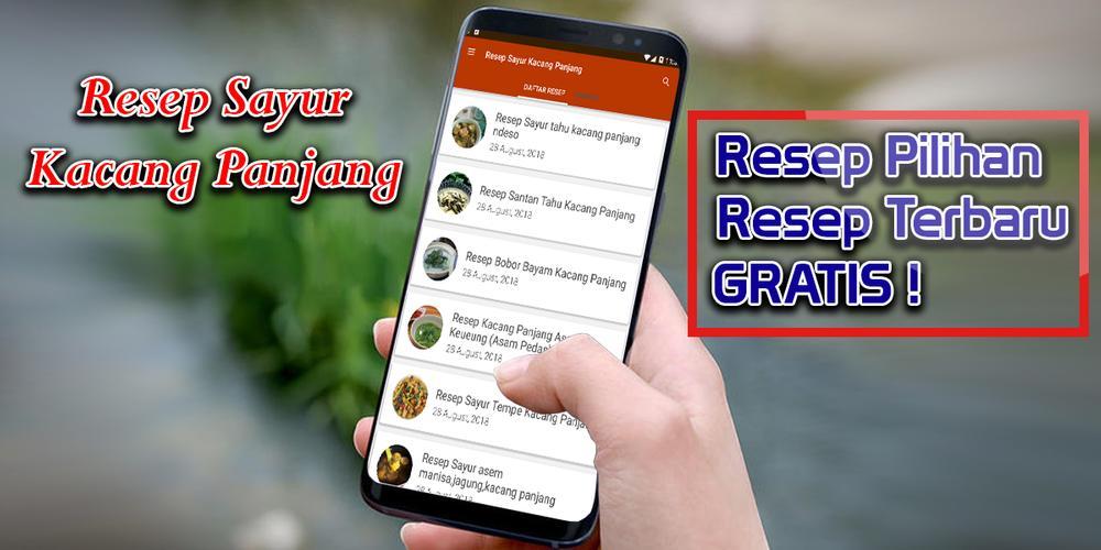 Aneka Resep Sayur Kacang Panjang For Android Apk Download
