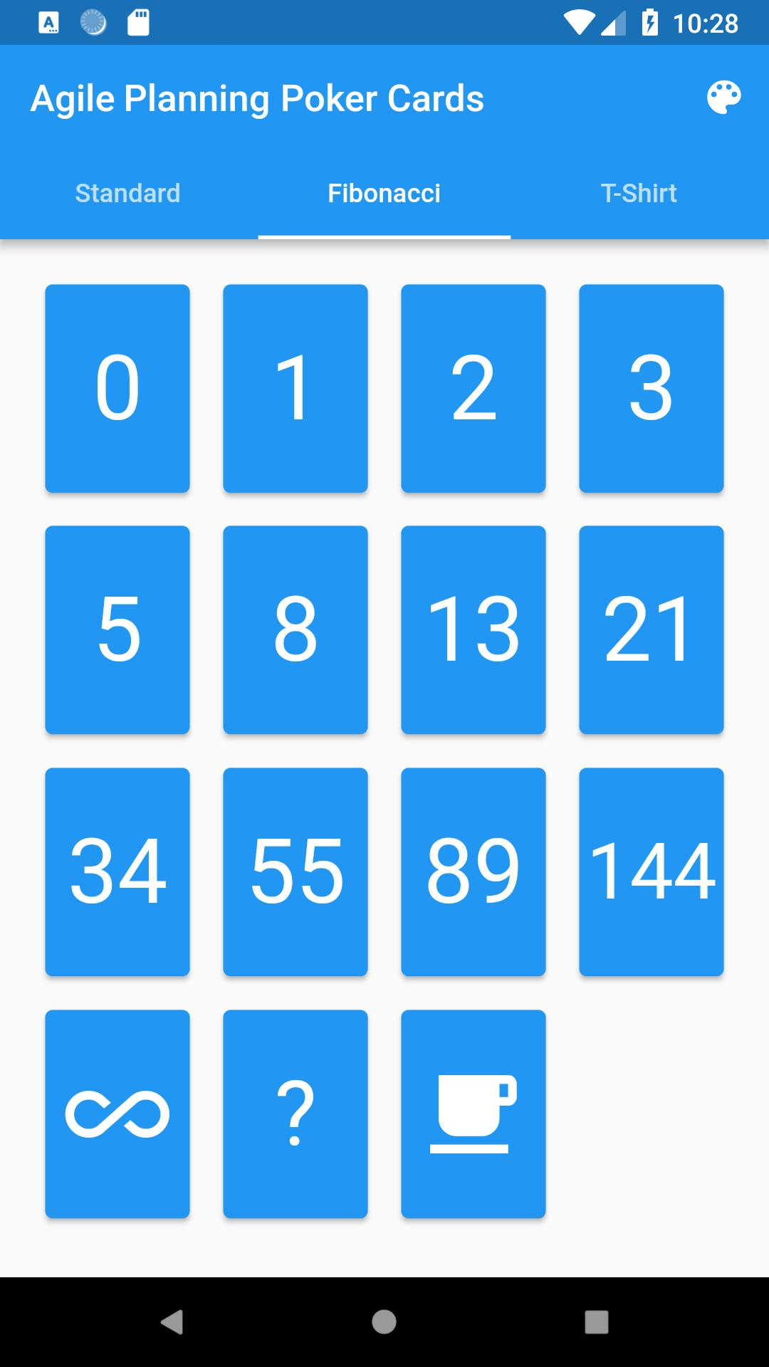 Agile Planning Poker Cards for Android - APK Download