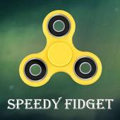 Fidget Spinner - Speedy Fidget