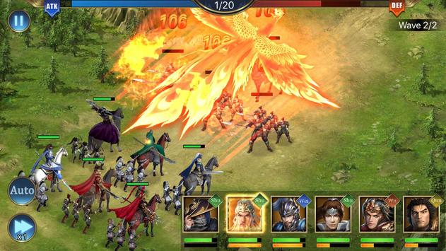 Three Kingdoms: Raja Chaos screenshot 5