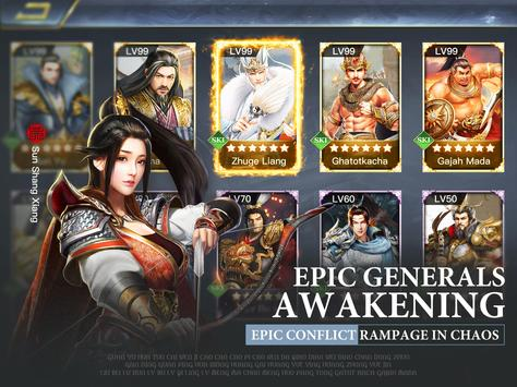 Three Kingdoms: Raja Chaos screenshot 8