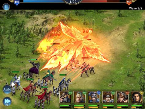 Three Kingdoms: Raja Chaos screenshot 11