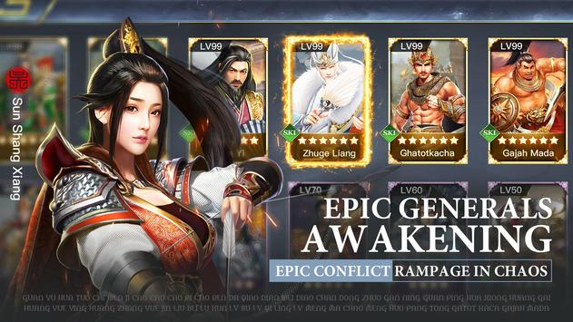 Three Kingdoms: Raja Chaos screenshot 2