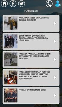 Fatsa Belediyesi screenshot 2