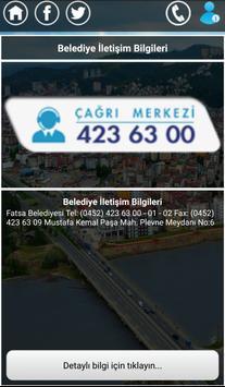 Fatsa Belediyesi screenshot 3