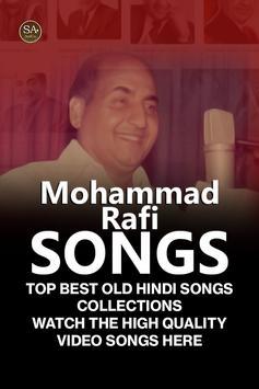 Mohammad Rafi Old Songs screenshot 1