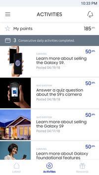 Samsung Elite Screenshot 1