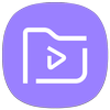 Samsung Video Library-icoon