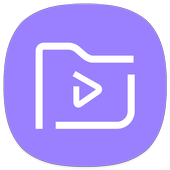 Samsung Video Library आइकन